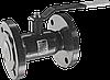 Кран шаровый фланцевый стандартно проходной DN 25