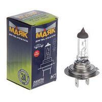 Лампа автомобильная 'Маяк', H7, 12 В, 55 Вт (Px26d), 52720