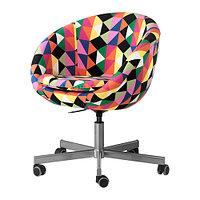 Стул рабочий СКРУВСТА разноцветный Майвикен  ИКЕА, IKEA, фото 1