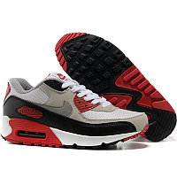Nike Air Max 90 кроссовки черно-серые