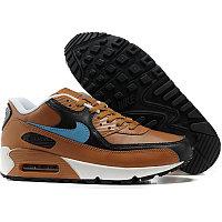 Nike Air Max 90 кроссовки коричневые