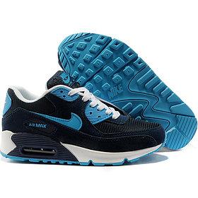 Nike Air Max 90 кроссовки синие