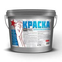 Краска водно-дисперсионная белоснежная влагостойкая для ванн/кухонь 'ПРОГРЕСС' 14 кг
