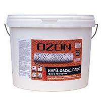 Краска текстурная OZON 'Иней-фасад' ВД-АК 163(4)М акриловая 6 кг (комплект из 2 шт.)