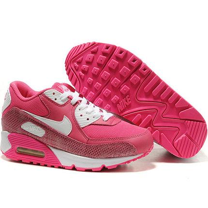 Nike Air Max 90 женские кроссовки розовые, фото 2