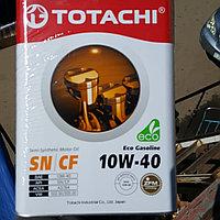 Моторное масло дизельное TOTACHI 10W-40 NIRO™ LV 4литра