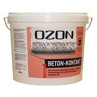 Грунтовка Бетон-контакт OZON Beton-kontakt ВД-АК 040М акриловая 6 кг (комплект из 2 шт.)