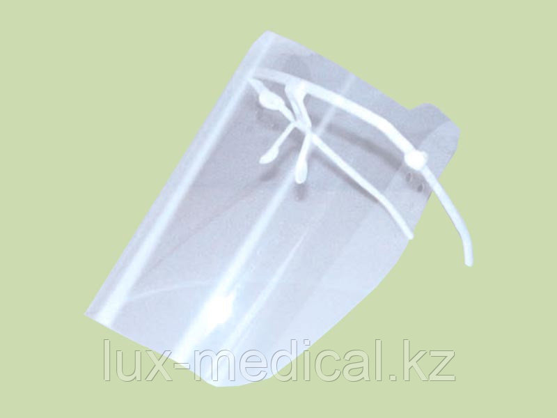Маска пластмассовая для защиты лица МС-ЕЛАТ (с 1 пленкой)