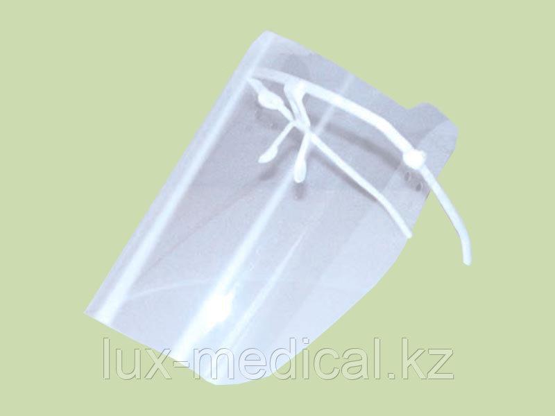 Маска пластмассовая для защиты лица МС-ЕЛАТ (с 5 пленками)