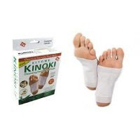 Пластыри на стопы от токсинов KiNOKi 10 шт