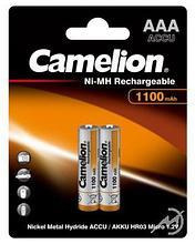 Аккумулятор CAMELION Rechargeable Ni-MH NH-AAA1100 mAh