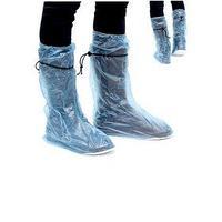 Чехлы для обуви 'Непромокайка', длина стопы 30см, голубые