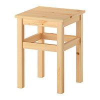 Табурет ОДВАР сосна ИКЕА, IKEA