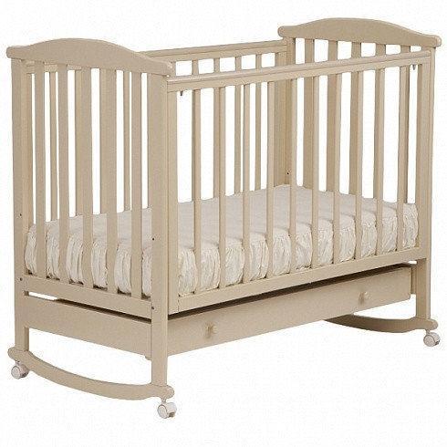 ЛЕЛЬ Кровать детская ЛЮТИК без ящика