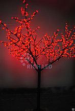 """Cветодиодное дерево  """"Сакура"""" 2 м. Цвет: зеленый, красный, желтый, синий,белый, розовый"""