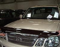 Мухобойка (дефлектор капота) Lexus LX 470, фото 1
