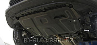 Защита картера двигателя и кпп на Lexus GS AWD 2005-2011