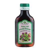 Репейное масло Mirrolla с витаминами А и Е, 100мл