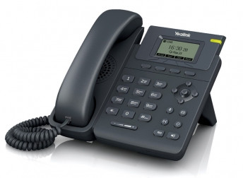 Yealink SIP-T19P E2 SIP-телефон, 1 линия, PoE (без блока питания)