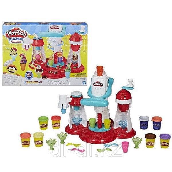 Hasbro Play-Doh Игровой набор Мир Мороженного