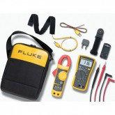 FLUKE 116/323 KIT - комплект цифровой мультиметр + токовые клещи