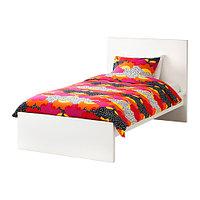 Кровать каркас МАЛЬМ 90х200 белый ИКЕА, IKEA