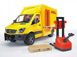 Bruder Игрушечный Фургон DHL Mercedes-Benz Sprinter (Брудер)