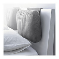 Подушка СКОГН, Рёстонга серый, ИКЕА, IKEA, фото 1
