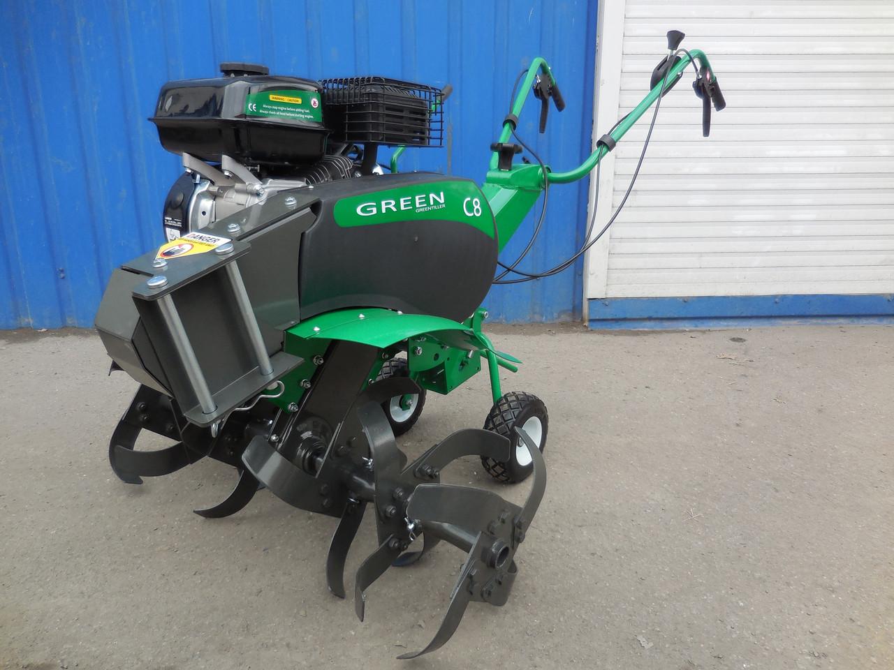 Мотокультиватор GreenTiller С8 (Loncin)