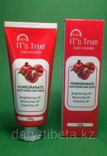 Iт's true Pomegranate moisturizing  - Крем для рук с экстрактом граната(100гр)