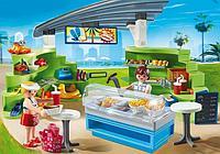 Детский конструктор Playmobil «Кафе и магазин летних товаров», фото 1