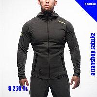 Куртка Gym Aesthetics темно-серый с черным, фото 1