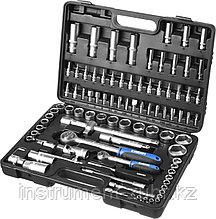 Набор слесарно-монтажного инструмента СИБИН, 94 предмета