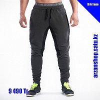 Зауженные штаны Gym Aesthetics темные с черным, фото 1