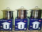 Кастрюля VICALINA 21 литра, фото 3