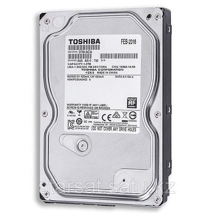 Жесткий диск HDD 1Tb TOSHIBA , фото 2