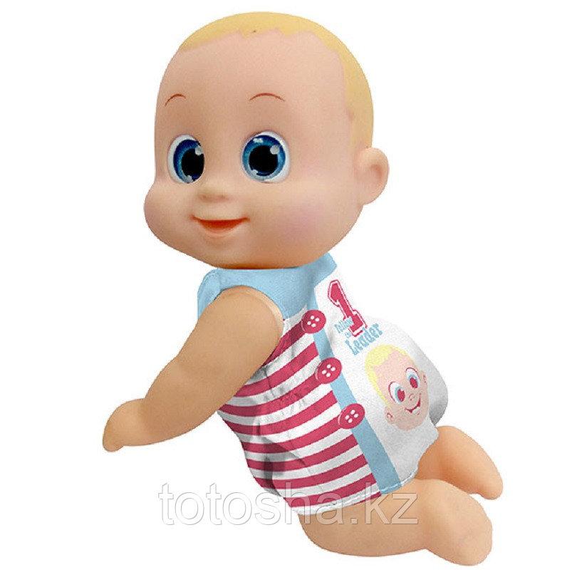 Кукла Баниэль ползущая, 16 см Bouncin' Babies
