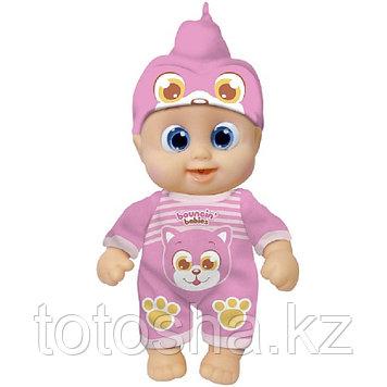 Кукла Бони, 16 см (пьет и писает) Bouncin' Babies