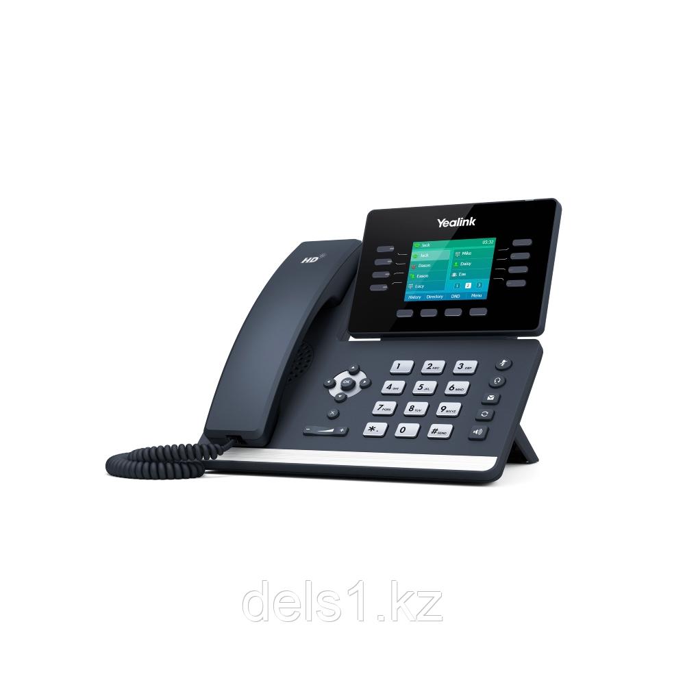 IP телефон Yealink SIP-T52S (без блока питания)
