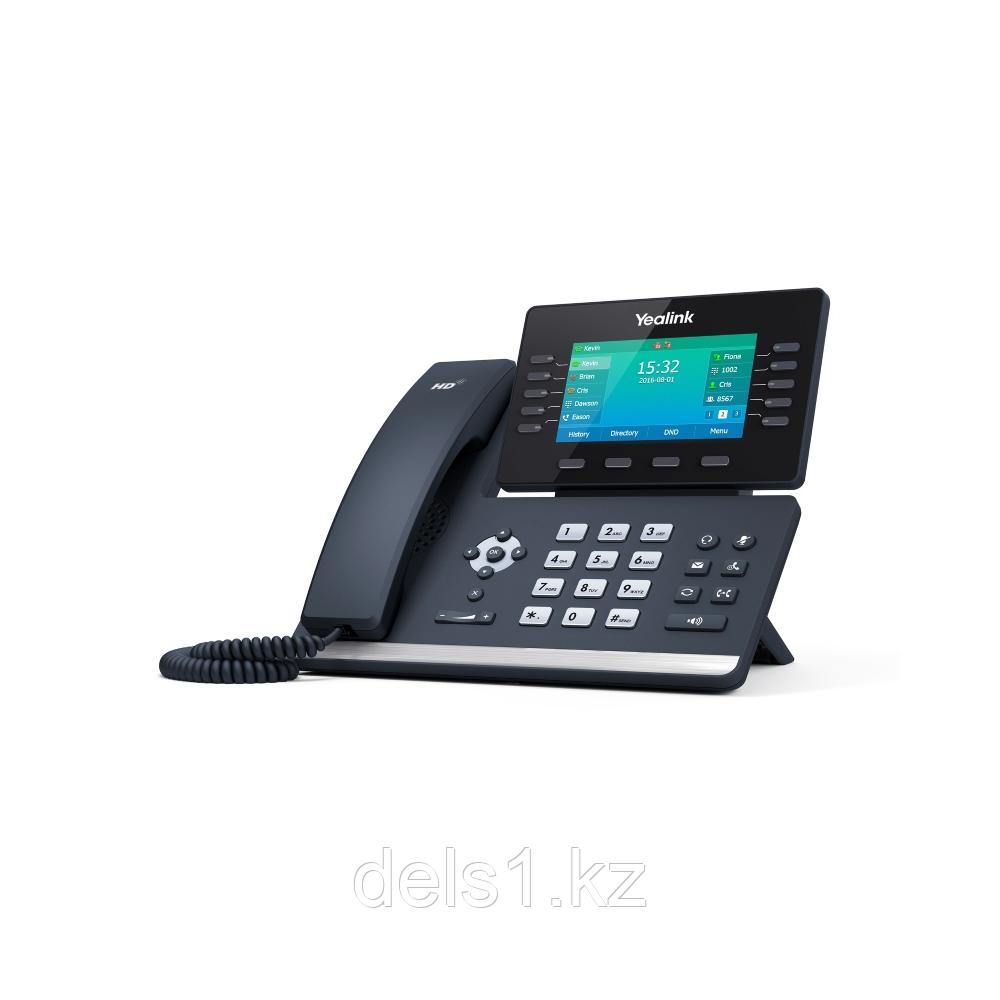 IP телефон Yealink SIP-T54S (без блока питания)