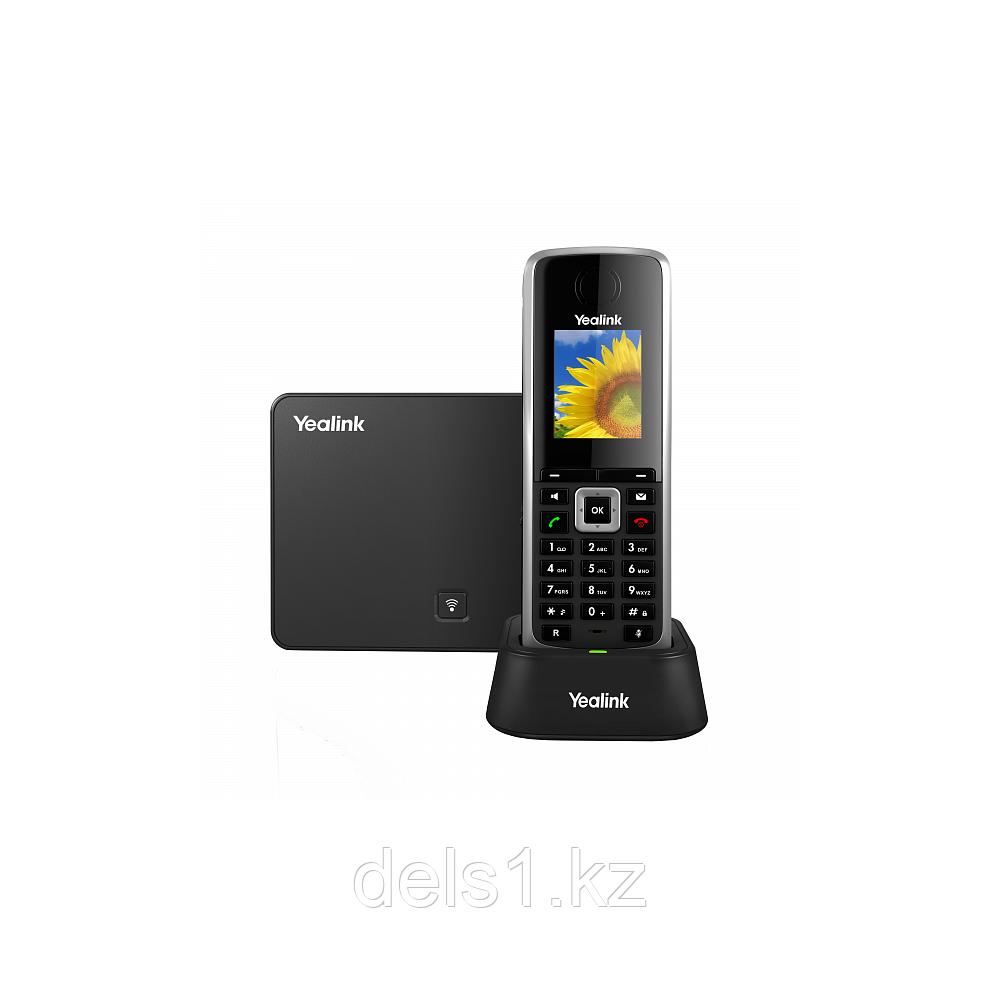 IP DECT телефон Yealink W52P.
