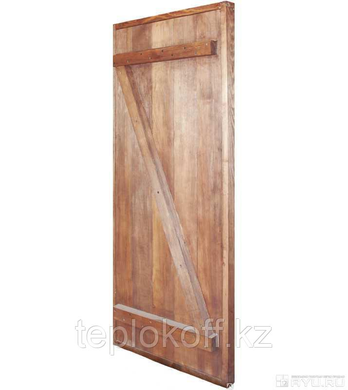 Дверь под старину с покрытием(сосна) 1800*700 мм