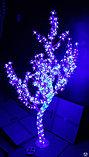 LED дерево акриловое 1,5м Цвет: красный, розовый, белый, синий, желтый, фото 2