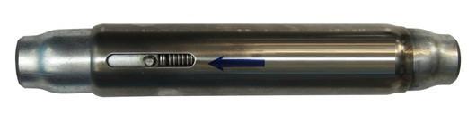 Декоративные компенсаторы DEK для систем отопления