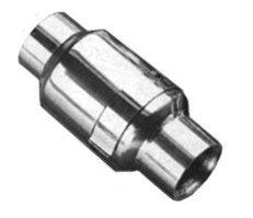 Компенсатор сильфонный ARF Ду 80