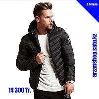 Зимняя куртка от VQ черная 2XL