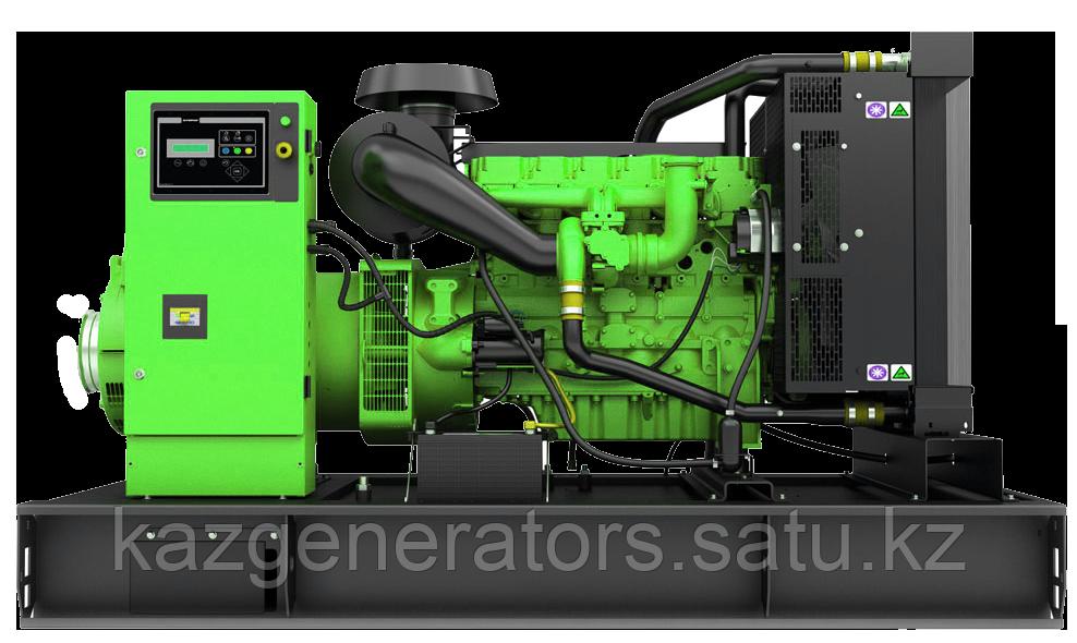 Дизельный генератор (электростанция) CUMMINS С1400DS 1000 кВт в открытом исполнении