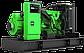 Дизельный генератор (электростанция) CUMMINS С1400DS 1000 кВт в открытом исполнении, фото 2