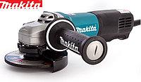 Угловая шлифовальная машина Makita 9565 PCV 125 мм, фото 1