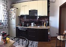 Кухонный гарнитур Акрил верх внизу мдф